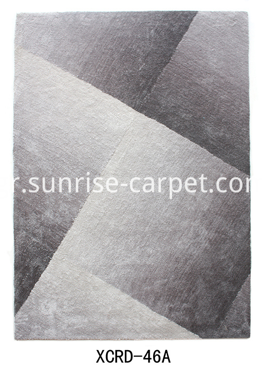 Microfiber with design Grey